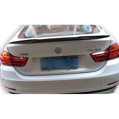 Bmw 4 Serisi F36 Grand Coupe F36 Yarasa Model Spoiler (Plastik)