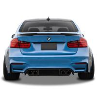 BMW 3 Serisi F30 (2012 - 2018) M4 Style Spoiler (Fiber)